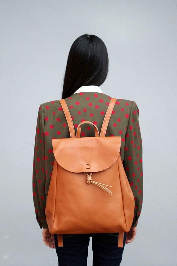 come abbinare il backpack